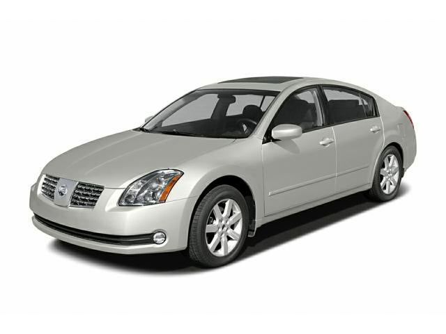 Photo 2005 Nissan Maxima - Nissan dealer in Amarillo TX  Used Nissan dealership serving Dumas Lubbock Plainview Pampa TX