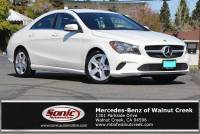 2018 Mercedes-Benz CLA 250 CLA 250 in Walnut Creek