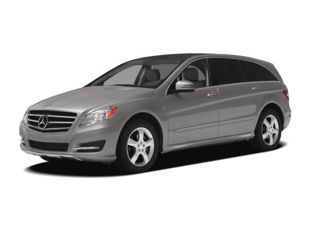 Photo 2012 Mercedes-Benz R-Class R 350 4MATIC Crossover