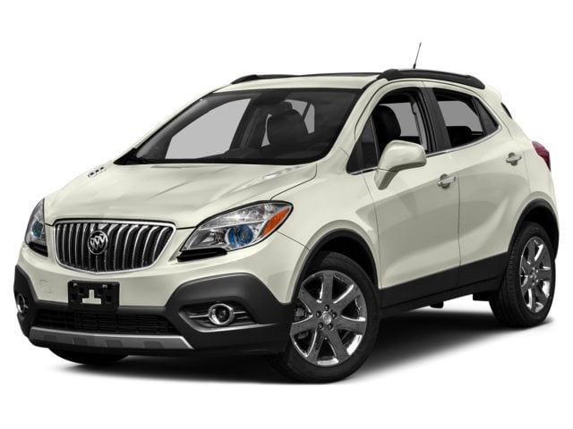 Photo Used 2016 Buick Encore SUV in Charlotte