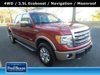 Used 2013 Ford F-150 For Sale Langhorne PA FL344042   Fred Beans Ford of Langhorne