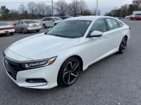 Certified 2019 Honda Accord Sport Sedan