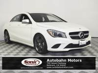 2015 Mercedes-Benz CLA 250 in Belmont