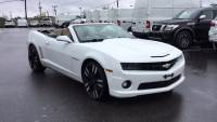 Used 2011 Chevrolet Camaro 2SS Convertible
