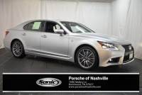Pre-Owned 2013 Lexus LS 460 4dr Sdn AWD
