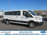 2019 Ford Transit-350 XLT Wagon Low Roof Passenger Van V-6 cyl