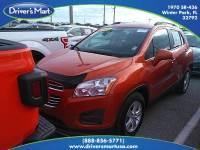 Used 2016 Chevrolet Trax LT For Sale in Orlando, FL   Vin: KL7CJLSB4GB690244