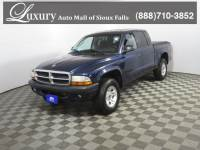 Pre-Owned 2004 Dodge Dakota Sport/SXT Truck Quad Cab for Sale in Sioux Falls near Brookings