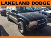 Pre-Owned 2001 GMC Jimmy SLE