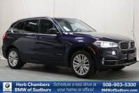 2017 BMW X5 xDrive35i SAV for sale in Sudbury, MA