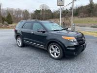 Pre-Owned 2014 Ford Explorer Limited SUV
