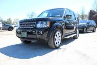 Certified Used 2016 Land Rover LR4 HSE in Houston