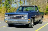 1984 Chevrolet C10 Square Body Truck