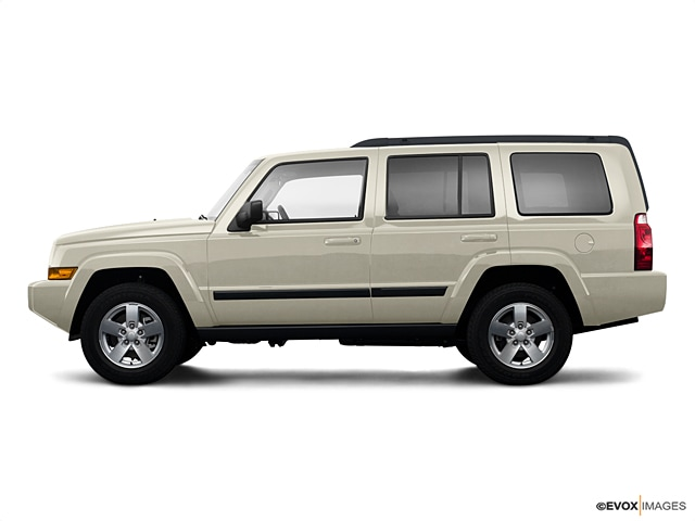 Photo Pre-Owned 2008 Jeep Commander Sport in Macomb, MI