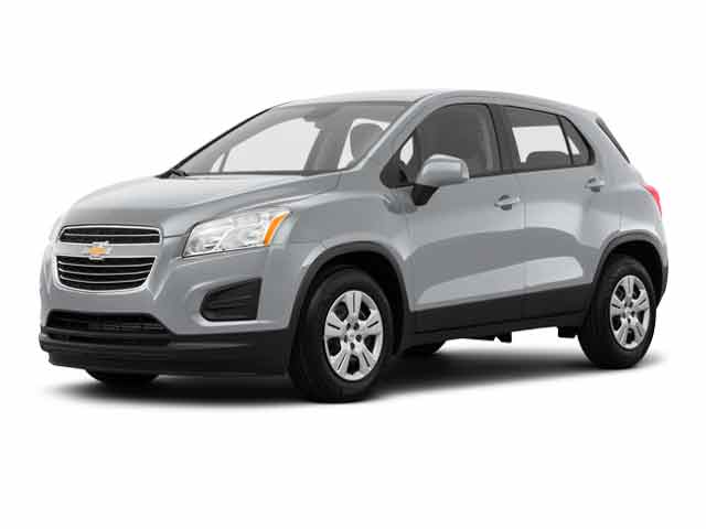 Photo Used 2016 Chevrolet Trax SUV LS in Houston, TX