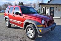 Used 2005 Jeep Liberty Sport
