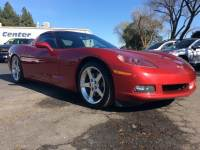 Used 2005 Chevrolet Corvette Base Coupe for Sale in Chico