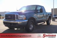2002 Ford Super Duty F-250 XLT Pickup