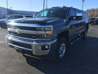 Pre-Owned 2015 Chevrolet Silverado 2500HD Built After Aug 14 Crew Cab Standard Box 4-Wheel Drive LTZ