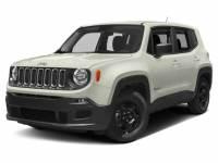Used 2018 Jeep Renegade Latitude FWD Alpine White near San Diego   VIN: ZACCJABB3JPJ60588