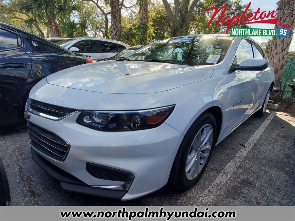 Photo Used 2018 Chevrolet Malibu West Palm Beach