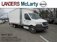 Used 2019 Mercedes-Benz Sprinter Cab Chassis Specialty