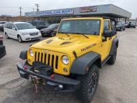 2015 Jeep Wrangler 2Dr Soft Top Rubicon Hard Rock 4WD