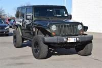 Used 2008 Jeep Wrangler Unlimited Sahara SUV