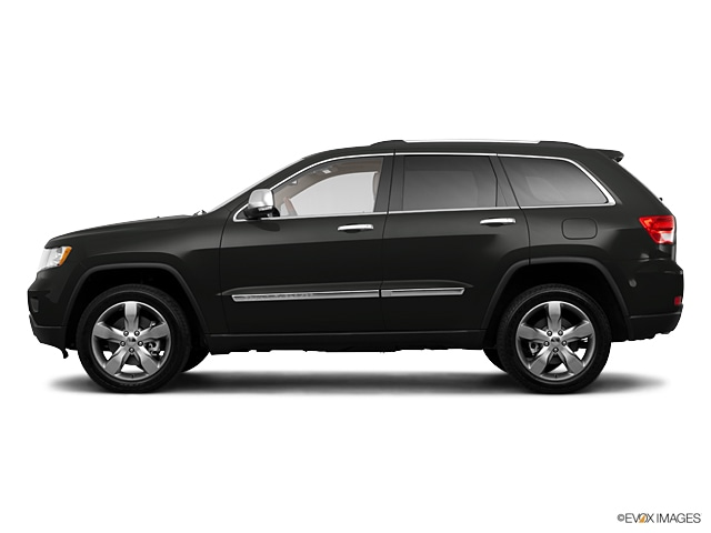 Photo Used 2011 Jeep Grand Cherokee SUV Overland in Houston, TX