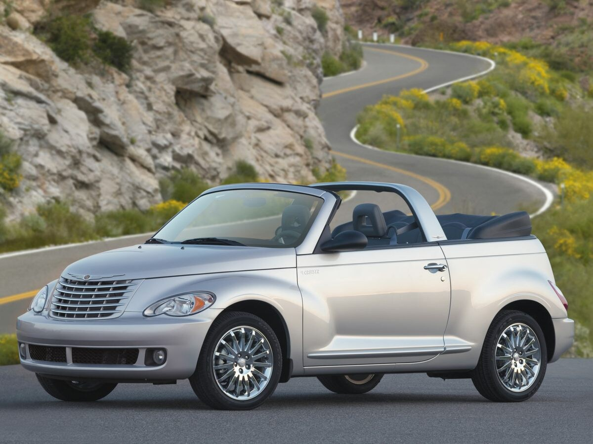 Photo 2006 Chrysler PT Cruiser GT Convertible In Clermont, FL