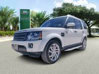 Used 2016 Land Rover LR4 HSE in Houston
