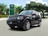Used 2016 Land Rover LR4 HSE LUX in Houston