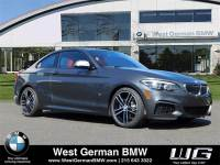Certified Pre-Owned 2018 BMW 2 Series Coupe For Sale Near Philadelphia, PA