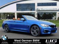 Certified Pre-Owned 2017 BMW 4 Series xDrive Convertible For Sale Near Philadelphia, PA
