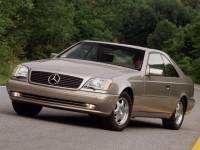 1999 Mercedes-Benz CL-Class Base Coupe XSE serving Oakland, CA