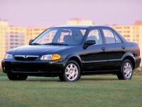1999 Mazda Protege ES Sedan