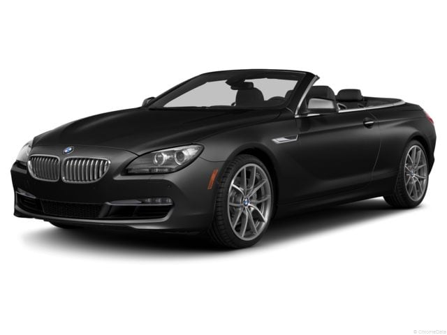 Photo Pre-Owned 2014 BMW 6 Series Convertible in Greenville, SC