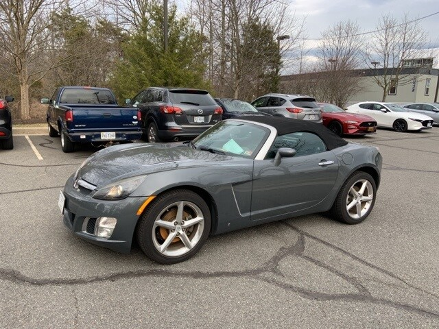 Photo 2008 Saturn Sky Red Line in Chantilly