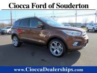 Used 2017 Ford Escape Titanium For Sale in Allentown, PA