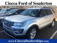 Used 2017 Ford Explorer XLT For Sale in Allentown, PA