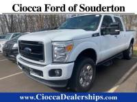 Used 2015 Ford F-250 Lariat For Sale in Allentown, PA