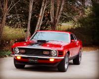1970 Ford Mustang - MACH 1 - 428 SUPER COBRA JET -