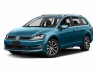 Used 2017 Volkswagen Golf SportWagen S Wagon