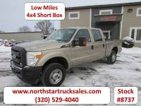 Used 2011 Ford F-250 XL 4x4 Crew-Cab Short Box Pickup
