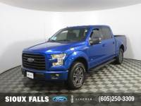Pre-Owned 2017 Ford F-150 Truck SuperCrew Cab for Sale in Sioux Falls near Brookings