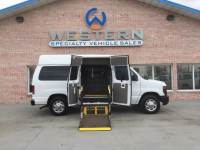 2010 Ford E150 Mobility Van