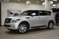 2013 INFINITI QX56 Deluxe Touring Package
