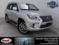 Pre-Owned 2015 Lexus LX 570 4WD 4dr