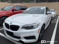 2017 BMW 2 Series M240i w/ Driving Assist Coupe in San Antonio