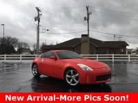 Used 2008 Nissan 350Z For Sale at Huber Automotive | VIN: JN1BZ34D78M701767